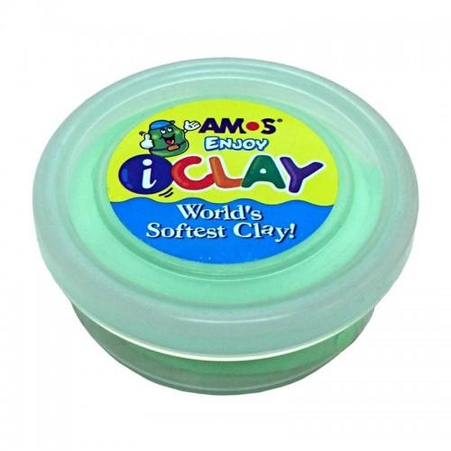 Bote de arcilla polimerica color Neón i-Clay