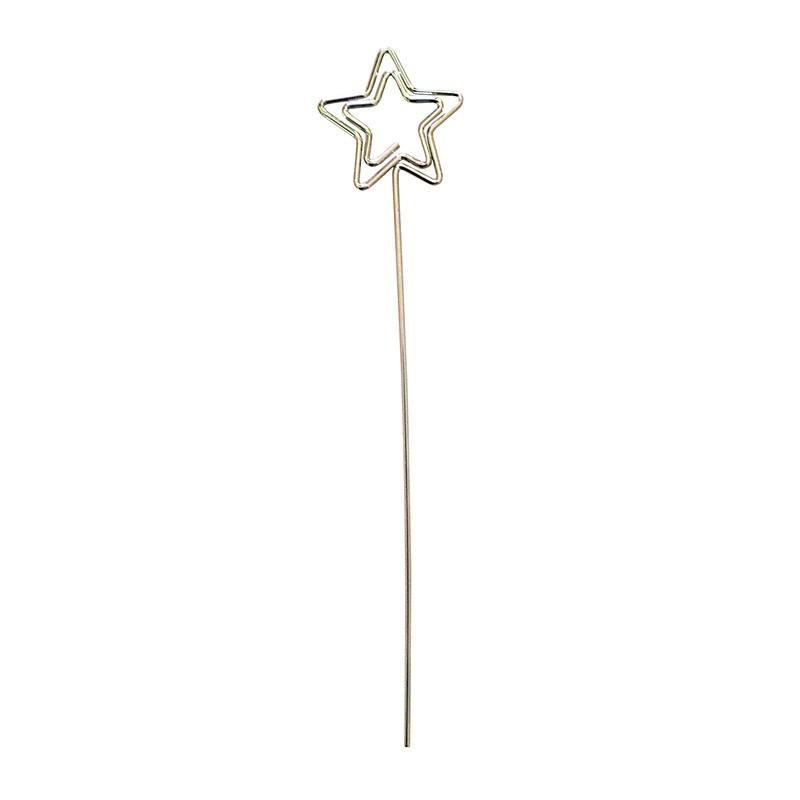 Porta notas con forma de estrella para arcilla polimerica