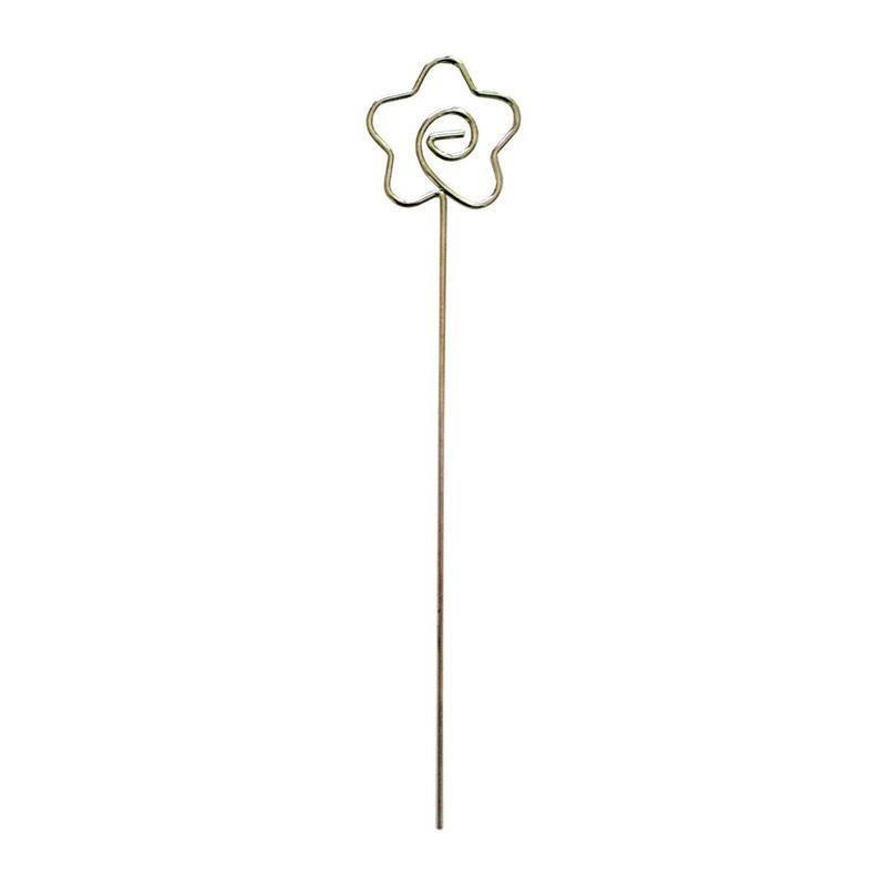 Porta notas con forma de flor para arcilla polimerica