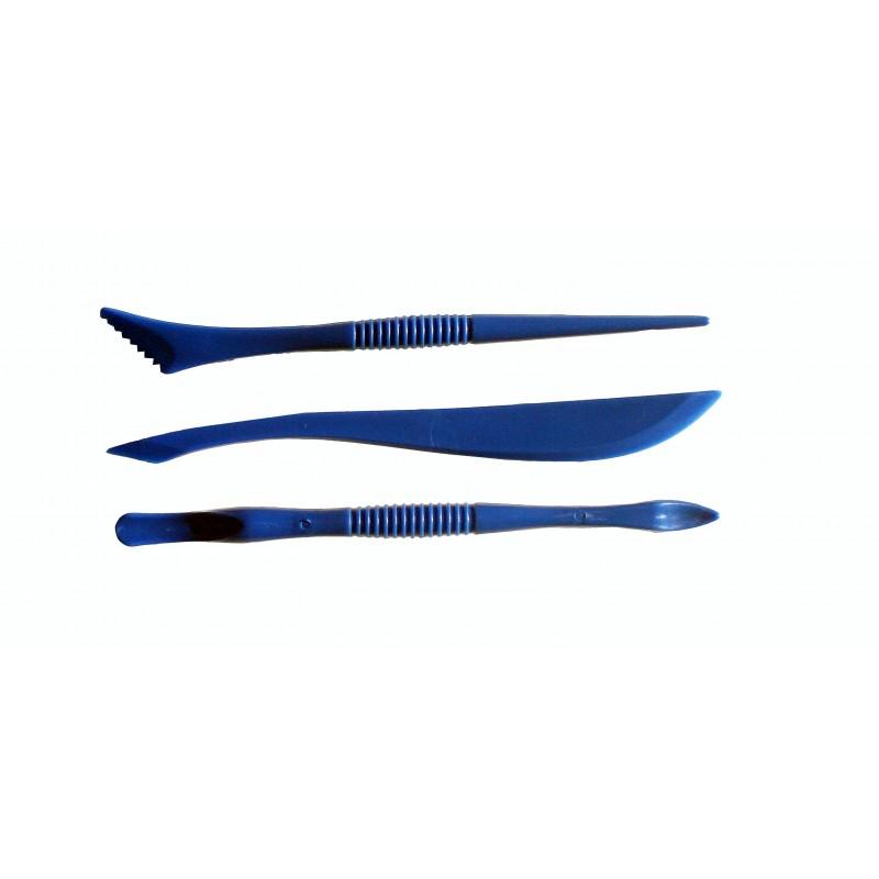 Kit de herramientas para niño apto para trabajar con arcilla polimerica
