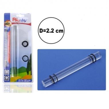 rodillo acrílico ajustable para arcilla polimerica