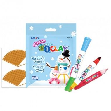 contenido kit para realizar helados con arcilla polimérica i-Clay