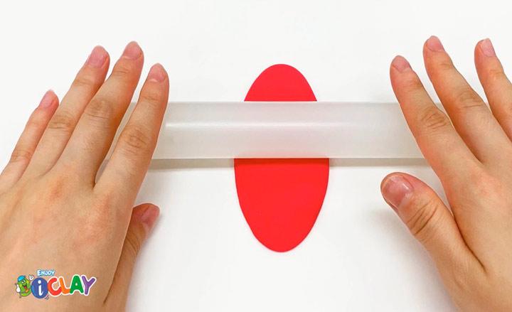 como modelar una lámina de arcilla polimérica