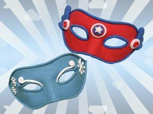 Taller de bolitas de foam y arcilla polimérica máscaras de carnaval
