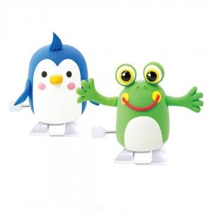 juegos-de-manualidades-para-crear-una-rana-y-un-pingüino